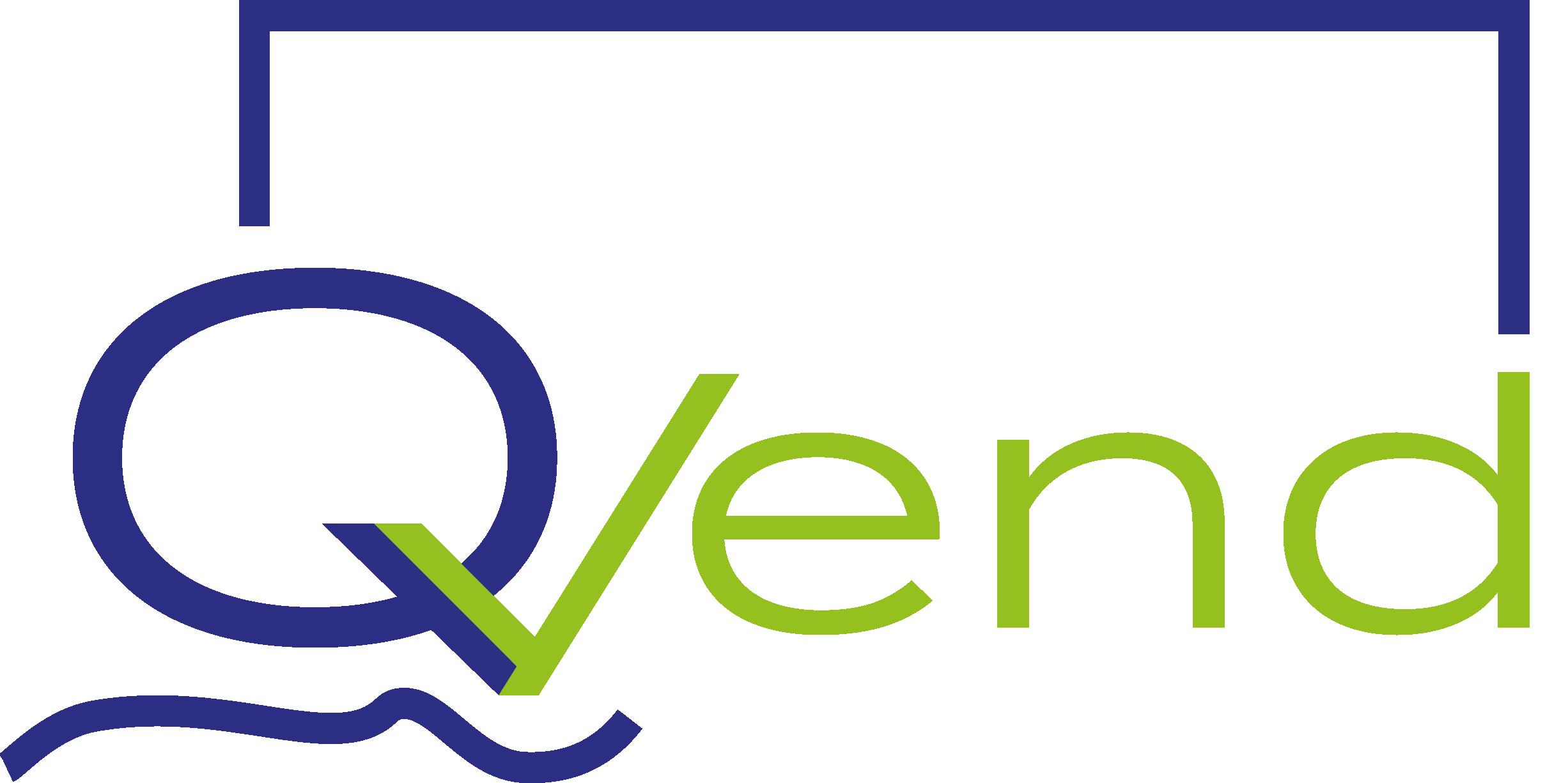 Q-vend Logo
